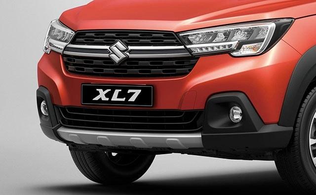 SuzukiALL-NEW XL7 exterior