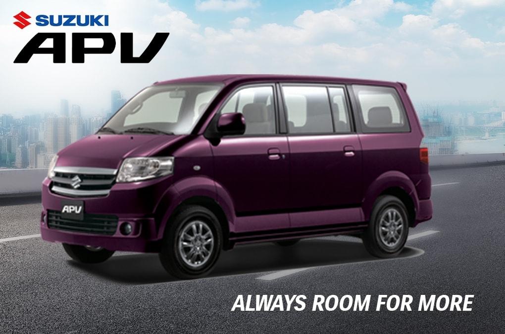 Suzuki APV Exterior