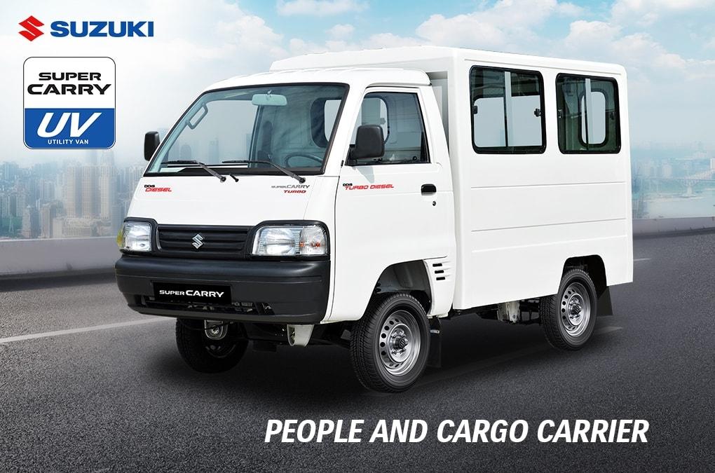 Suzuki Super Carry - Utility Van (UV) Exterior