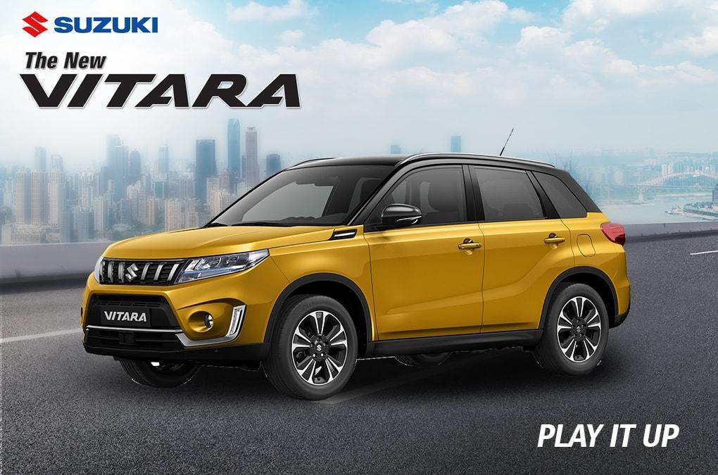 Suzuki The New Vitara Exterior