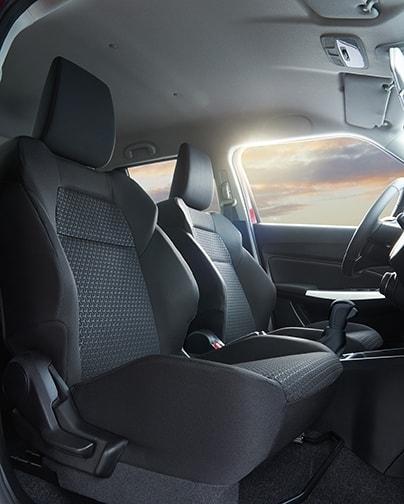 SuzukiSwift interior