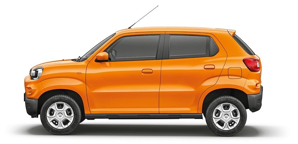 SuzukiALL-NEW S-PRESSO exterior