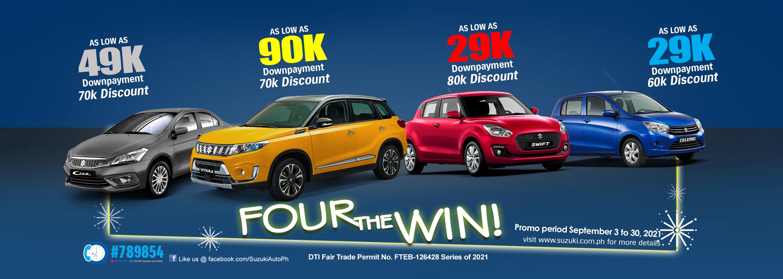 Four the Win Promo